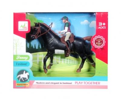 Koń+jeździec