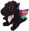 Maskotka Beanie Boos Anora - Czarny Smok 15 cm (TY 36897)