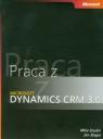 Praca z Microsoft Dynamics CRM 3.0 z płytą CD