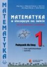 Matematyka w otaczającym nas świecie 1 Podręcznik Zakres podstawowy i rozszerzony