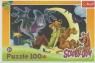 Puzzle Scooby-Doo Kudłaty i wesoły duszek 100 elementów (16197)