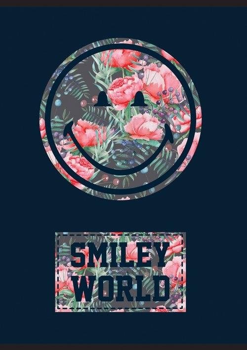 Notes Smiley A6 40 kartek /10szt