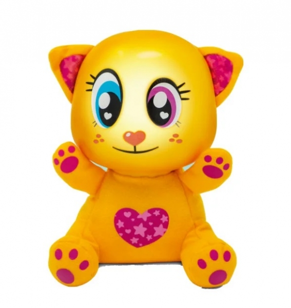Luminki: Świecący przyjaciele - Kotek Tigey. Maskotka interaktywna (EP04132/91977)