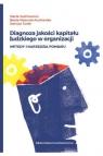 Diagnoza jakości kapitału ludzkiego w organizacji Metody i narzędzia Juchnowicz Marta, Mazurek-Kucharska Beata, Turek Dariusz