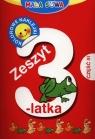 Mała sowa Zeszyt 3-latka Część 3