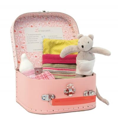 Zestaw dla małej myszki w walizce (632397)