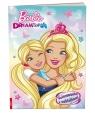 Kolorowanka z naklejkami. Barbie Dreamtopia (NA1401)