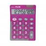 Kalkulator 10 Poz. Touch Duo Róż