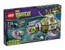 Lego Żółwie Ninja: Pościg łodzią podwodną (79121)