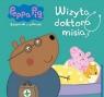 Peppa Pig. Książeczki z półeczki nr wyd. 68. Wizyta doktora misia