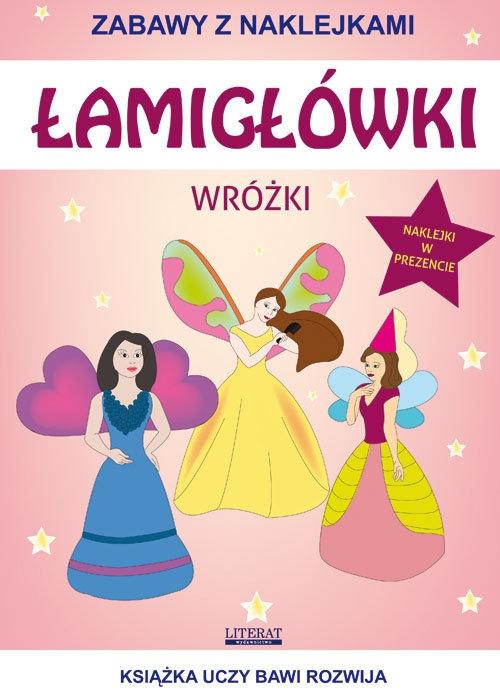 Łamigłówki Wróżki Guzowska Beata, Mroczkowska Tina