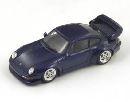 Porsche 993 GT 1995 (blue)
