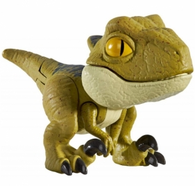 Jurassic World: Snap Squad - Velociraptor Delta (GKX72/GJL30) Wiek: 4+