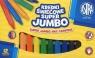Kredki świecowe Super Jumbo 12 kolorów