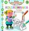 Liza Mała dziewczynka Kolorowanka
