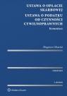 Ustawa o opłacie skarbowej Ustawa o podatku od czynności cywilnoprawnych Ofiarski Zbigniew