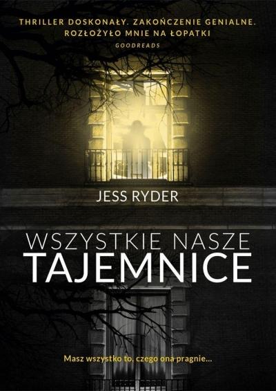 Wszystkie nasze tajemnice Jess Ryder