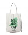 Torba bawełniana eco - Faith Hope Love