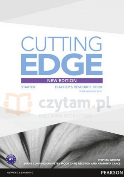 Cutting Edge 3ed Starter Teacher's Book and Teacher's Resource Pack Stephen Greene, Araminta Crace, Sarah Cunningham, Peter Moor, Jonathan Bygrave