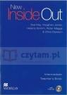 Inside Out NEW Intermediate TB z Test CD