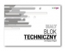 Blok techniczny A3/10k 170g biały (SPA022)
