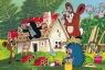 Puzzle Maxi Krecik Budowa domu 24 (14197)
