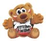 Funny Bear Kibic - Jesteśmy z Wami