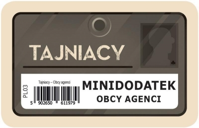 Tajniacy: Obcy Agenci REBEL