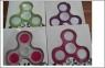 Spinner gumowy, różne kolory