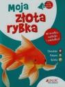 Moja złota rybka Książeczka z naklejkami Tenerezza Bruno