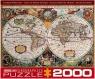 Puzzle 2000: Antyczna mapa Świata