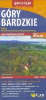 Mapa turystyczna - Góry Bardzkie 1:40 000 praca zbiorowa