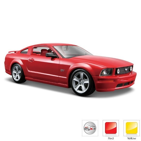 MAISTO Ford Mustang GT 2006