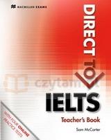 Direct to IELTS TB & Webcode Pack Sam McCarter