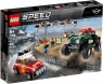 Lego Speed Champions: 1967 Mini Cooper S Rally oraz 2018 MINI John Cooper Works