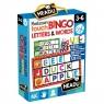 Zabawa w bingo - słowa i litery Wiek: 3+
