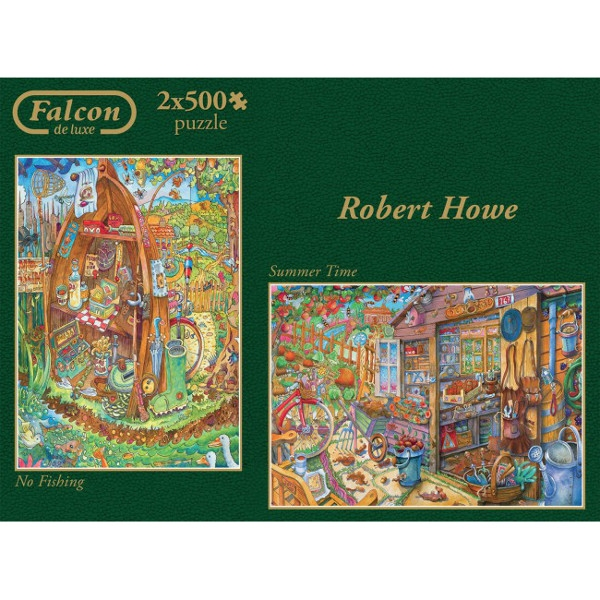 JUMBO 2x500 EL. Robert Howe (11098)