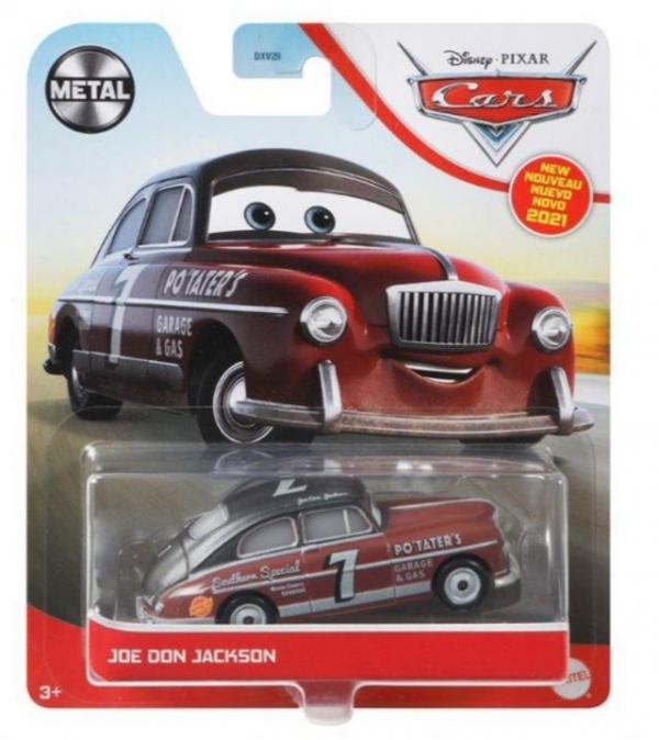 Auta Joe Don Jackson (DXV29/GBV55)