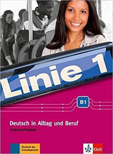 Linie 1 B1 Intensivtrainer LEKTORKLETT praca zbiorowa