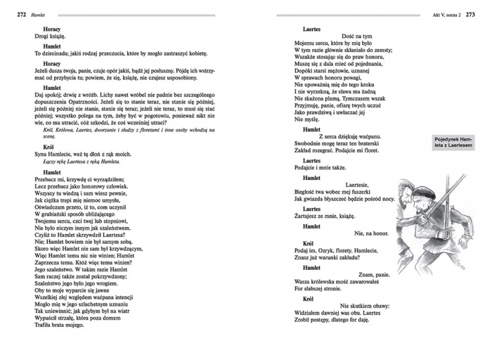 Romeo i Julia. Hamlet. Makbet William Szekspir