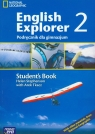 English Explorer 2 student's book with CD Gimnazjum Stephenson Helen, Tkacz Arek