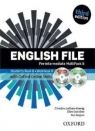 English File 3E Pre-Intermediate Multipack B + iTutor Oxenden Clive, Latham-Koenig Christina, Seligson Paul