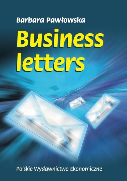 Business Letters Pawłowska Barbara