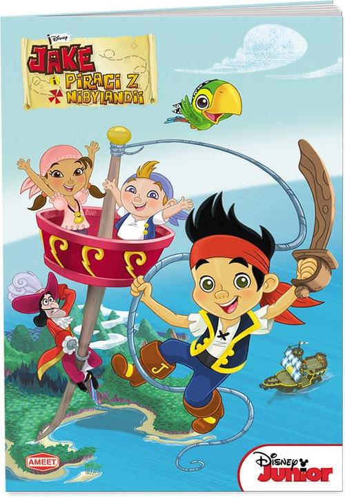 Jake i piraci z Nibylandii.