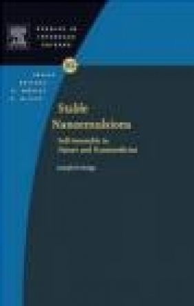 Stable Nanoemulsions