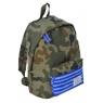 Plecak młodzieżowy Moro z niebieskim