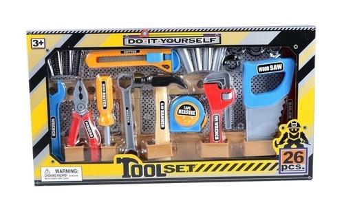 Zestaw narzędzi 26 sztuk