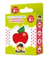 CzuCzu Karty obrazkowe, Owoce i warzywaDla dzieci 1+