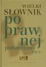 Wielki słownik poprawnej polszczyzny PWN