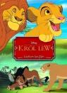 Król Lew Kocham ten film (Uszkodzona okładka)